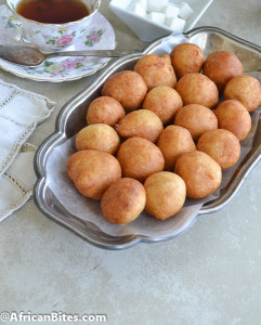Recipe of the Week – Puff Puff
