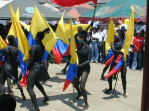 FOLLOWING THE PATH OF THE AFRICAN……AFRO COLOMBIANS. OH YEAH!