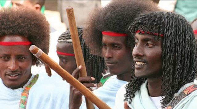 The Afar Tribe