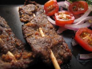 African Street Food – Suya