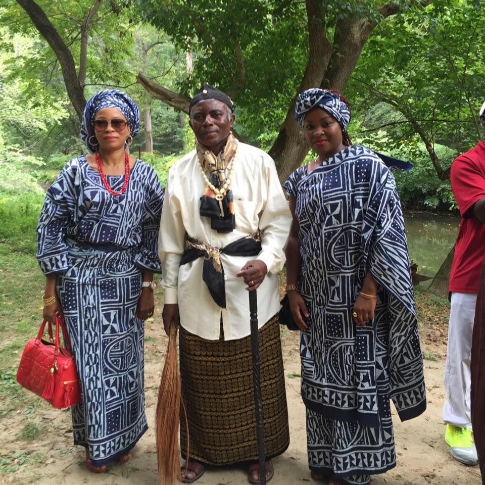 African Naming Ceremony