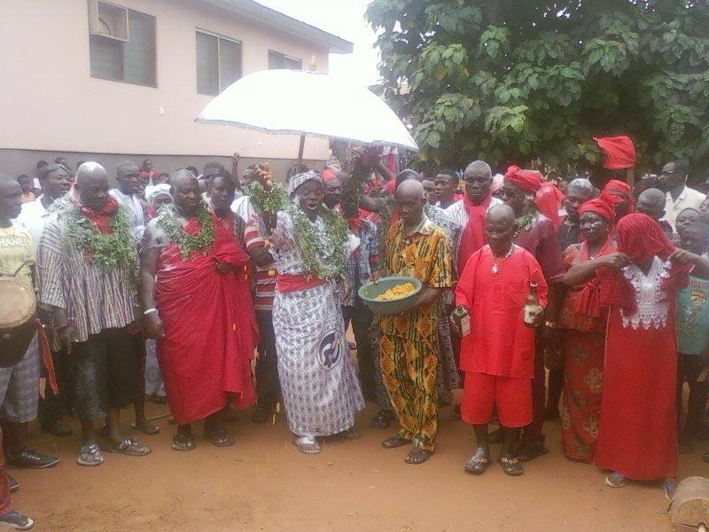 Homowo Festival – Ghana – Awuni Walking Tours