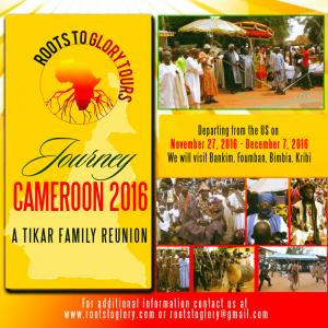 Tikar Family Reunion – Cameroon 2016