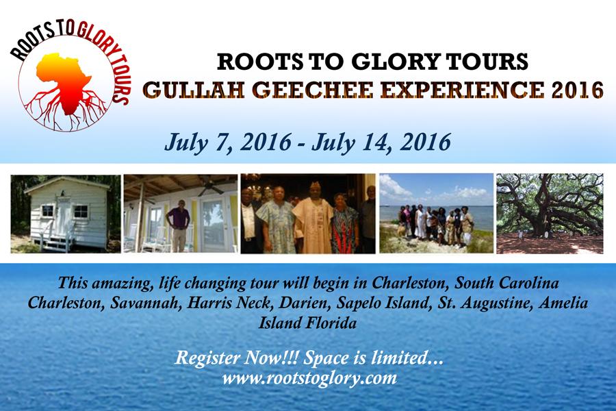 Gullah Geechee Experience 2016