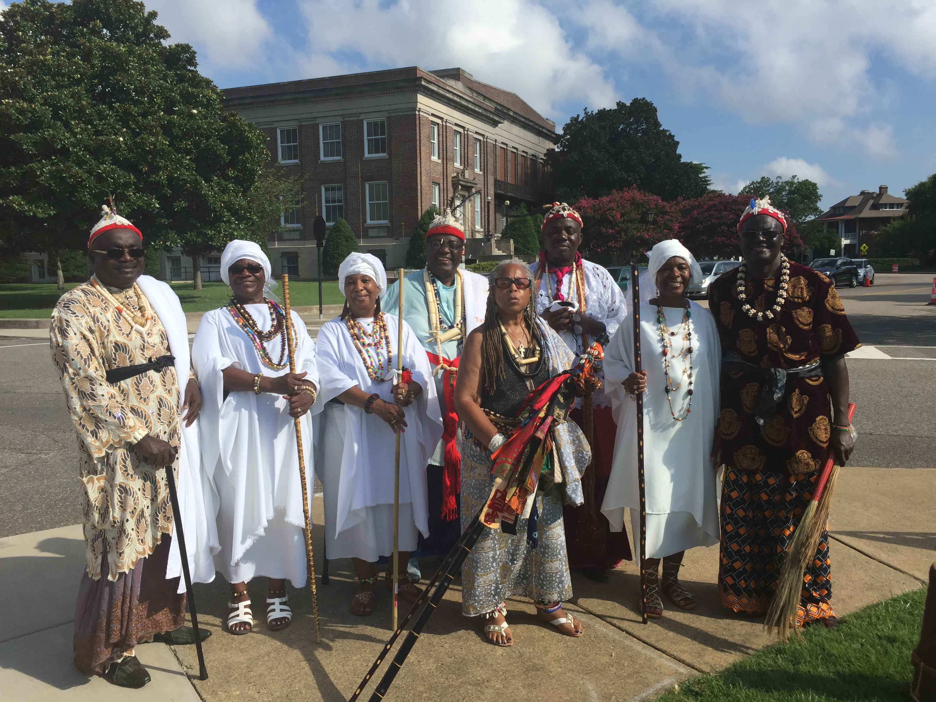African Landing Day 2016 – 1619 Project
