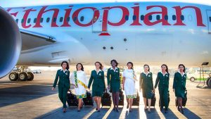 Ode to Ethiopian Airlines…!!!