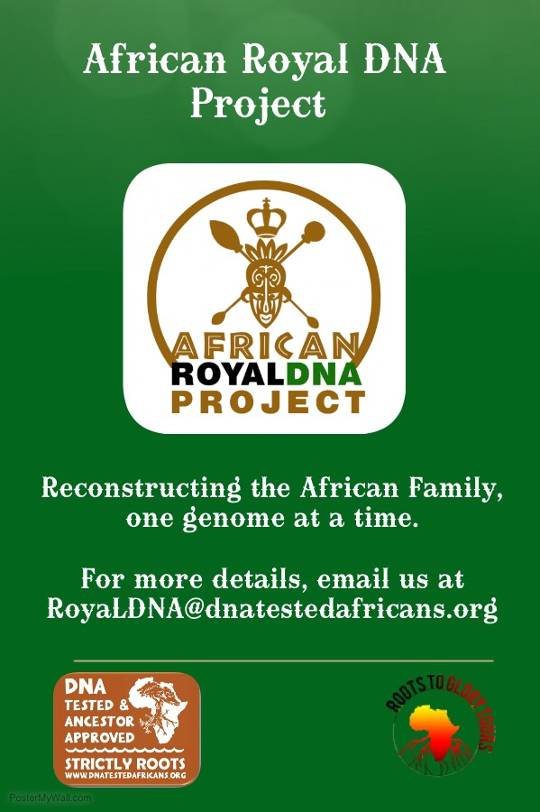 African Royal DNA Project