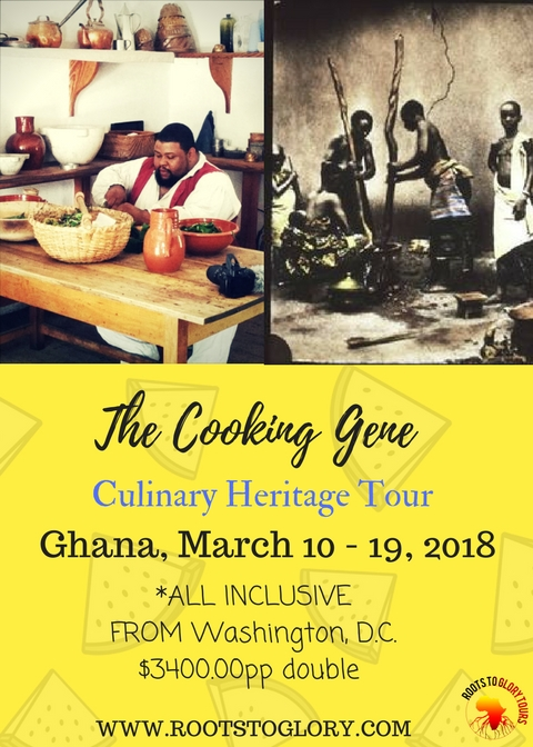 The Cooking Gene – Culinary Heritage Tour 2018