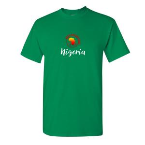 T Shirt – Nigeria