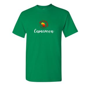 T Shirt – Cameroon