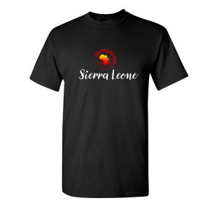 T Shirt – Sierra Leone
